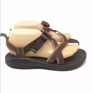 Chaco Women Size 6 Sandals Brown Multicolor Shoes